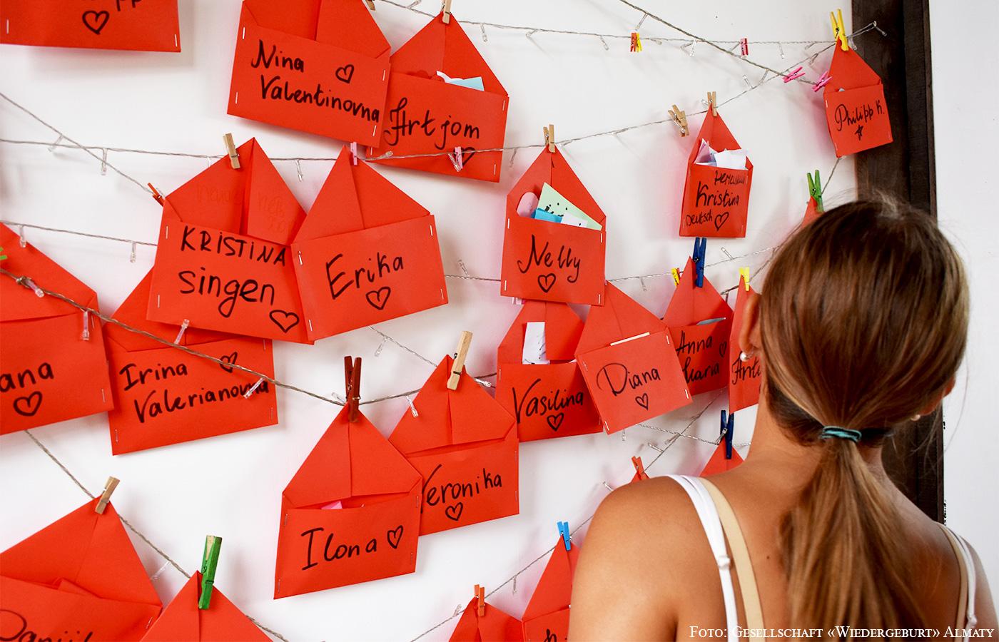 Viel Freude beim Sprach-Mosaik für Kinder